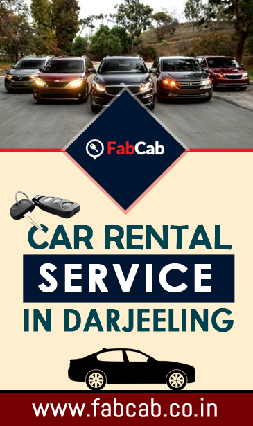 car rental in Darjeeling